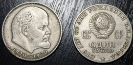 RUSSIA. USSR. 1970. 100 Yrs. Of Lenin Birth. - Russia