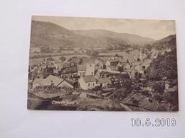 Corwen From W. - Denbighshire