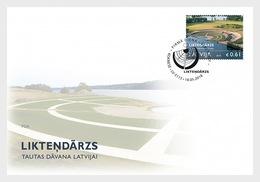 Letland / Latvia - Postfris / MNH - FDC The Garden Of Destiny 2018 - Letland