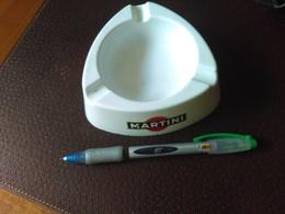 Cendrier  MARTINI Made In Italie MEBEL N°P21 - Ashtrays