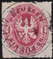 Preussen        .     Michel    .    16     .       O     .     Gebraucht - Preussen