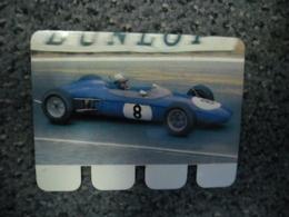 N° 67 - PLAQUE METAL En TOLE ALPINE RENAULT Formule II étudié Par Gordini - Pau 1964 - AUTOMOBILE COOP Des Années 60 - Plaques Publicitaires