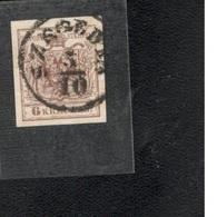 Austria1850:Michel4y Used - 1850-1918 Imperium