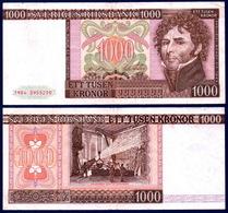 Sweden 1000 Kr 1984 Karl XIV Johan VF- - Suède