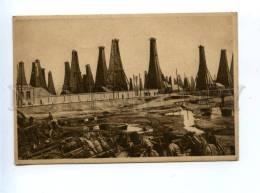 159707 Azerbaijan BAKU Bakou Petroleum Oil Field Bibi Heybat - Azerbaïjan