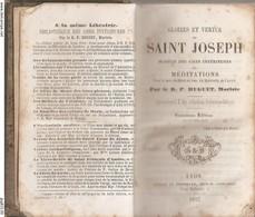 GLOIRES ET VERTUS DE SAINT-JOSEPH - Religión