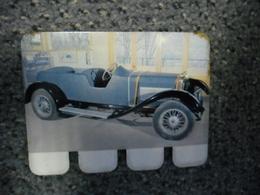 N° 63 - PLAQUE METAL En TOLE SCHNEIDER De 1925 - AUTOMOBILE COOP Des Années 60 - Plaques En Tôle (après 1960)