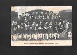C.P.A. BLETTERANS 39 - Autres Communes