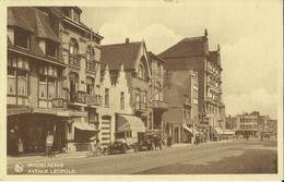 Middelkerke -- Avenue Léopold. (2 Scans) - Middelkerke