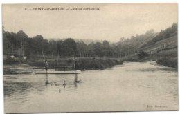 Chiny-sur-Semois - L'Ile De Cornicelles - Chiny