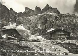 X2412 Cortina D'Ampezzo (Belluno) - Rifugio Duca D'Aosta - Stazione Superiore Funivia Delle Tofane / Non Viaggiata - Altre Città