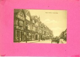 CP.  TONBRIDGE.  HIGH  STREET - Angleterre