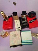 Lot De 6 Miniatures Parfums - Miniatures Modernes (à Partir De 1961)