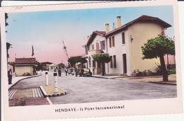 CSM -  HENDAYE Le Pont International - Hendaye