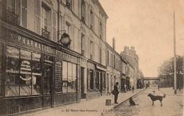 94 SAINT6MAUR-les-FOSSES  La Rue Des Remises - Saint Maur Des Fosses