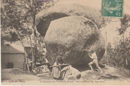 Le Sidobre, Près Castres (tarn) - Roc Tremblant Des Sept-faux - France
