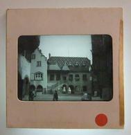 Plaque De Verre Positive Sous Carton - Colmar - L'Ancienne Douane - Glass Slides