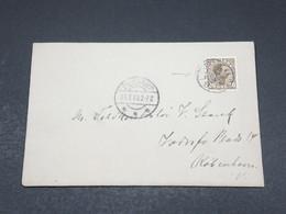 DANEMARK - Enveloppe En 1923 , Oblitération Plaisante - L 17318 - 1913-47 (Christian X)