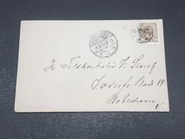 DANEMARK - Enveloppe En 1923 , Oblitération Plaisante - L 17319 - 1913-47 (Christian X)