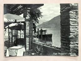 Cartolina Svizzera - Lago Maggiore - Canobbio - 1958 - Sin Clasificación