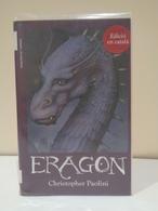 Eragon. Christopher Paolini. Edició En Català. Editorial La Galera. 2004. 632 Pp - Novelas
