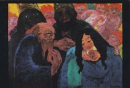 "Nolde, Emil. ""Anbetung"" - Paintings"