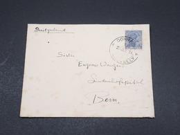 INDE - Enveloppe Pour La Suisse En 1936 - L 17328 - India (...-1947)