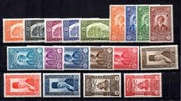 Syrie Française YT N° 221/239 Neufs *. B/TB. A Saisir! - Syrien (1919-1945)