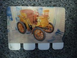 N° 59 - PLAQUE METAL En TOLE DELAHAYE De 1898 - AUTOMOBILE COOP Des Années 60 - Advertising (Porcelain) Signs