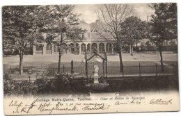 Tournai - Collège Notre-Dame - Cour Et Salles De Musique - Tournai