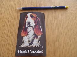 Autocollant - Chien HUSH PUPPIES - Stickers