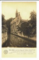 CPA - Carte Postale -Belgique - Malines Ancien Refuge De L'abbaye De St Trond -S 99 - Malines