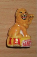 Fève Lion - Le Grand Cirque Banette - 2011 - Animaux