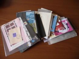 Lotto Misto Filatelia (m111) - Collezioni (in Album)
