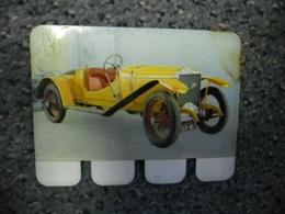 N° 25 - PLAQUE METAL En TOLE HISPANO SUIZA De 1912 - AUTOMOBILE COOP Des Années 60 - Advertising (Porcelain) Signs