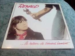 """RENAUD """"Le Retour De Gerard Lambert"""" - Vinyles"""