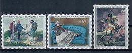 FRANCIA 1962 -  QUADRI - OPERE D'ARTE - SERIE COMPLETA - MNH** - Unused Stamps