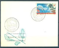 WALLIS FUTUNA - 18.7.1962 - FDC - Yv 161 - Lot 16800 - Wallis-Et-Futuna