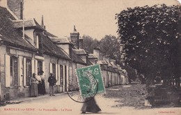 51 / MARCILLY SUR SEINE / LA PROMENADE / LA POSTE / RARE - Autres Communes