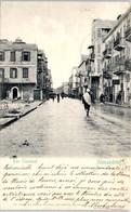 EGYPTE --  Alexandrie - Rue  Ciocolani - Alexandrie