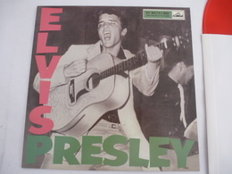 "ELVIS PRESLEY : REEDITON  Vinyle 25 CM - "" Rock 'n' Roll 1956 "" -  CLP 1093 UK - Collector's Editions"