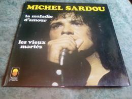 """MICHEL SARDOU """"La Maladie D'amour"""" - Vinyles"""