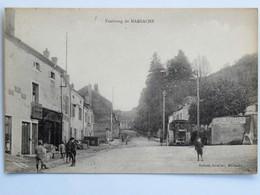 C.P.A. : 54 Faubourg De MARBACHE, Animé - Frankreich