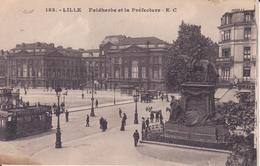 CPA - 183. LILLE - Faidherbe Et La Préfecture - Lille