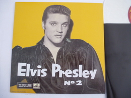 """ELVIS PRESLEY : REEDITON  Vinyle 25 CM - """" Rock 'n' Roll N° 2 1956 """" -  CLP 1105 UK - Collectors"""