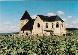 51530 - CHAVOT-COURCOURT - Église Du XII Et XVI Siècles - Au Coeur Du Vignoble Champenois - Cpm - Pas écrite - - Francia
