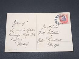 LITUANIE - Affranchissement De Kaunas En 1930 Sur Carte Postale - L 17340 - Lituanie