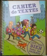 Cahier De Textes 2014/2015 Bien Dans Ses Baskets - Livres, BD, Revues
