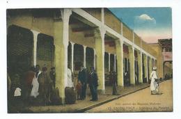 Casablaca Postcard Used Posted Via Post Office Forces Mail  Hms Spendid. - Casablanca