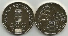 Hungary 200 Forint 2000. BU KM#744 Millenium - Hungary